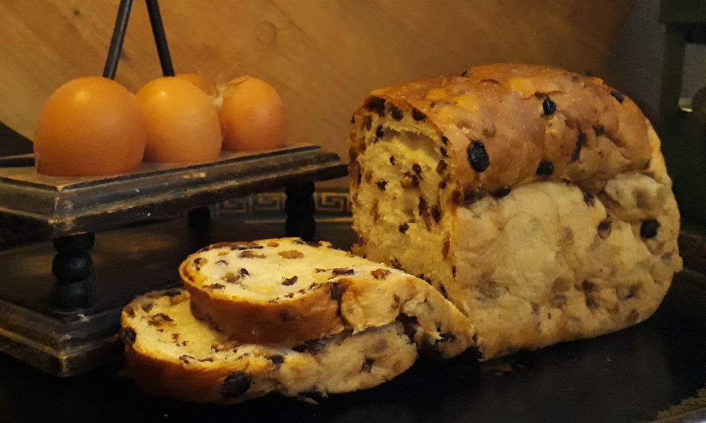 Het mysterie van het verdwenen krentenbrood
